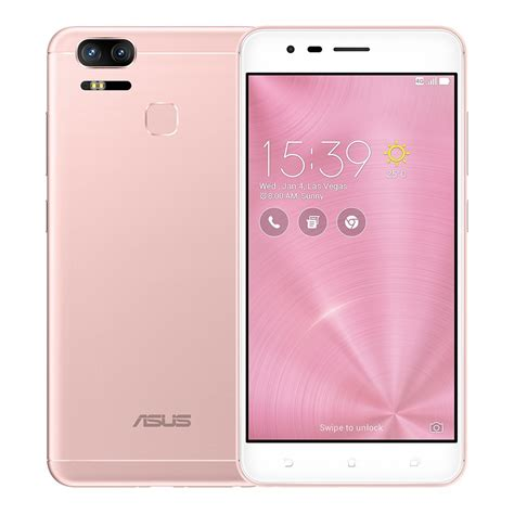here is what the pink zenfone 3 zoom ze553kl looks like
