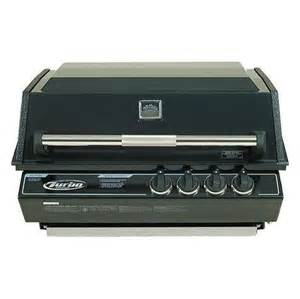 Fire Pit Bbq - barbeques galore turbo classic 4 burner built in 168103 ng home and garden grills and smokers