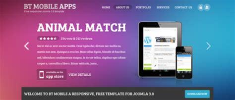 10 Best Free Responsive Joomla Website Templates 2019 Mobile Responsive Template