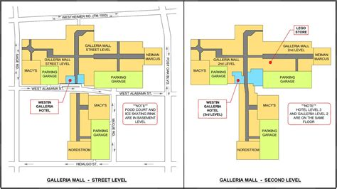 houston galleria map parking galleria mall map houston galleria mall map usa