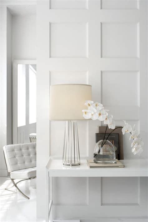 square panels interior home decor white interior