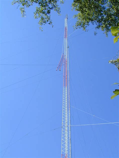 antenna tower sections rohn 65g project