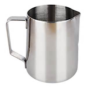 3 5 12 20oz stainless steel milk jug frothing pitcher