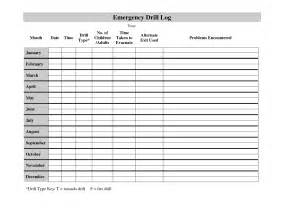 Drill Template by Form Template Printable Drill Log And Drill