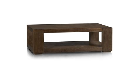 wonderful size crate barrel kitchen furniture marvelous crate and lodge coffee table crate and barrel