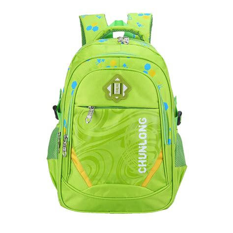 Ransel Fashion Motif Combinasi Backpack fashion children school bags 2016 brand design child backpack in primary school backpacks for
