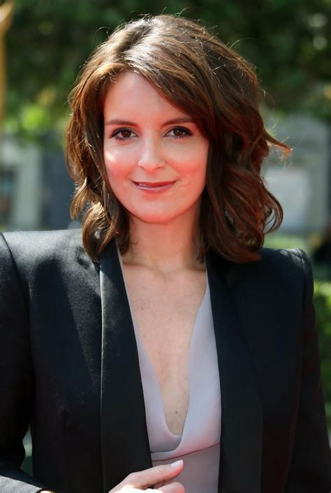 Tina Fey Hairstyle by Medium Length Wavy Hairstyles Tina Fey Hairstyle 2013
