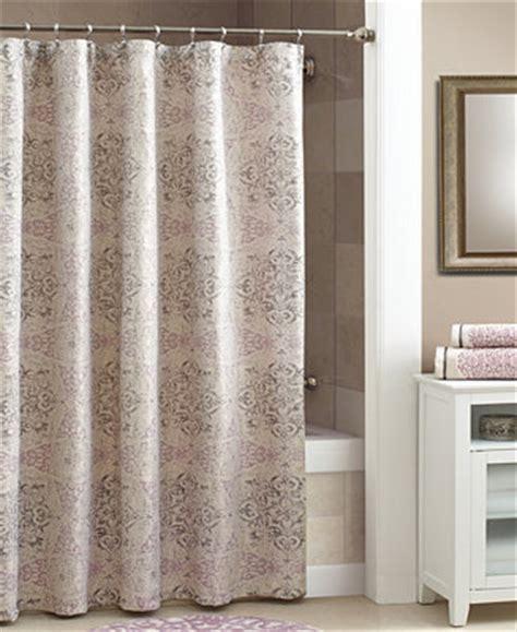 Calvin Klein Shower Curtains Croscill Nomad Shower Curtain Bathroom Accessories Bed Bath Macy S