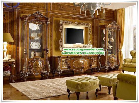 desain lemari tv klasik desain interior minimalis jakarta buffet tv mewah liberty