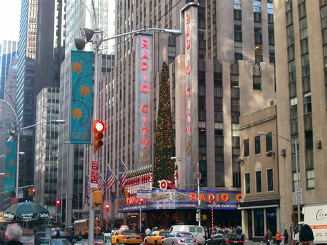 house music new york radio city music hall opera house in new york city thousand wonders