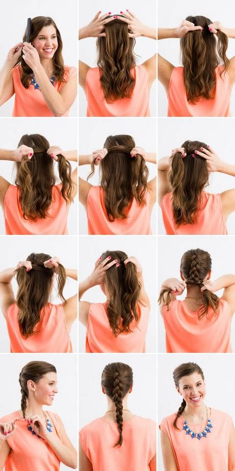ways to braid your hair for a sew in easy way to braid hair