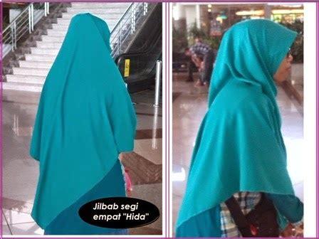 Jilbab Segi Empat Tebal Hida Butik