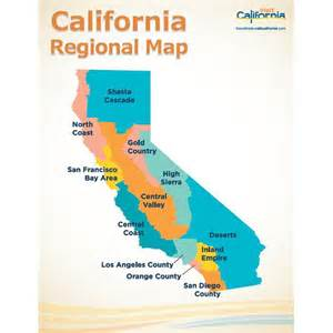 how to get a free california interstate highway map