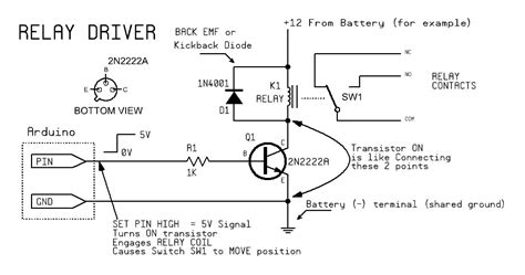 transistor driver relay solved want to the value of transistor