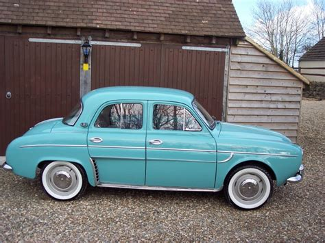 renault dauphine for sale renault dauphine 4 door