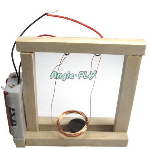 swing science store diy electromagnetic pendulum swing equipment school