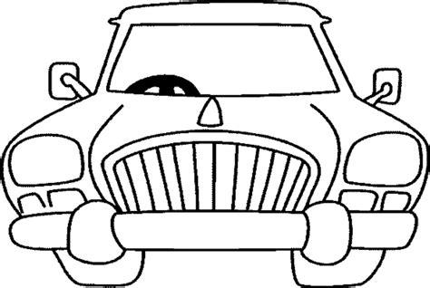 imagenes para colorear un carro carros para colorear 2 dibujos online