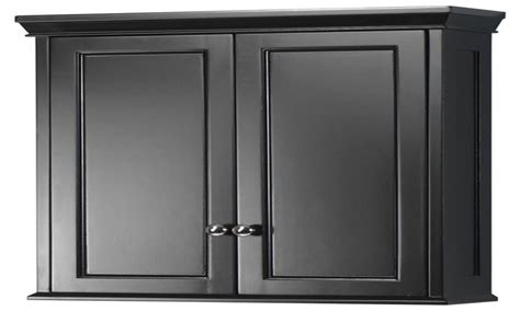 Bathroom Wall Cabinet Black by Black Bathroom Medicine Cabinet Hanging Wall Cabinets