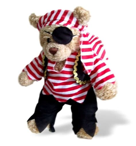 Teddy Wardrobe by Teddy Clothes Fits Build A Pirate Traditional