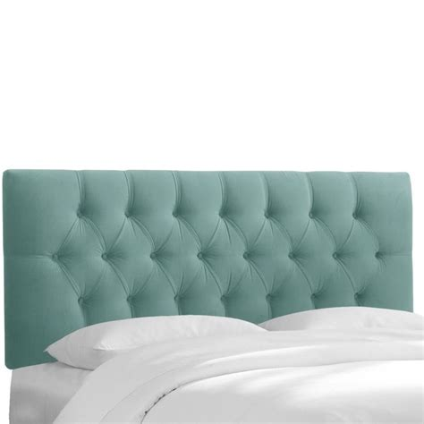 california king tufted headboard skyline upholstered tufted california king headboard in