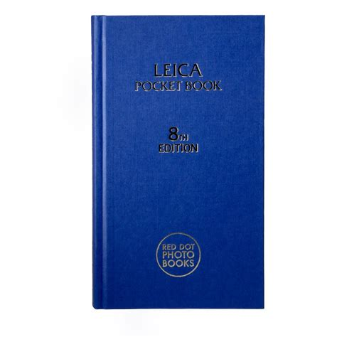 leica pocket leica pocket book 8th edition now available 2018 reprint