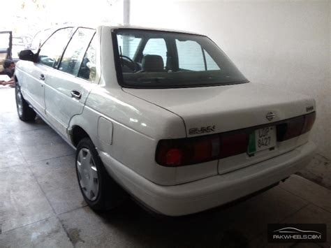 nissan sunny 1992 nissan sunny 1992 for sale in lahore pakwheels