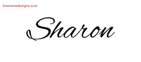 sharon tattoo designs archives free name designs