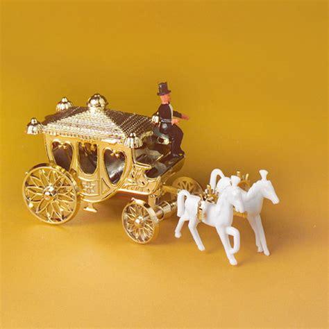 Kutsche Hochzeit by Goldene Kutsche F 252 R Hochzeit Der Ideen Shop De