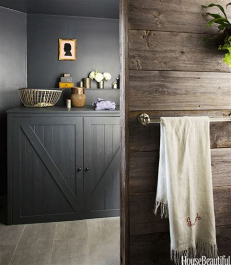 how to hide washer and dryer in bathroom rustic country bathroom decor barn wood bathroom