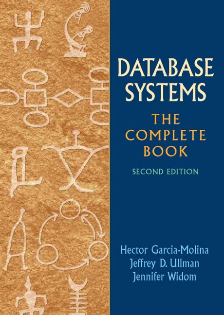 tiling complete 2nd edition books garcia molina ullman widom database systems the