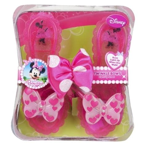 light up shoes at target minnie bowtique twinkle bows light up shoes find dress up