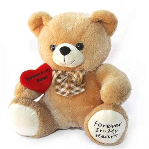 will you be my teddy forever in my teddy urn