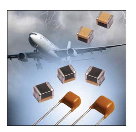 avx automotive capacitors avx launches capguard automotive varistor capacitor