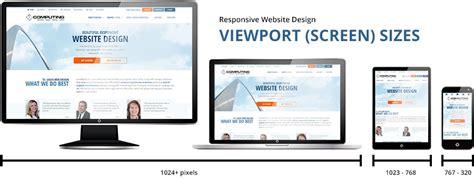 responsive header design exles website features benefits iqcomputing st louis