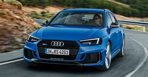 audi rs4 price new new audi rs4 avant goes on sale in germany pricing starts