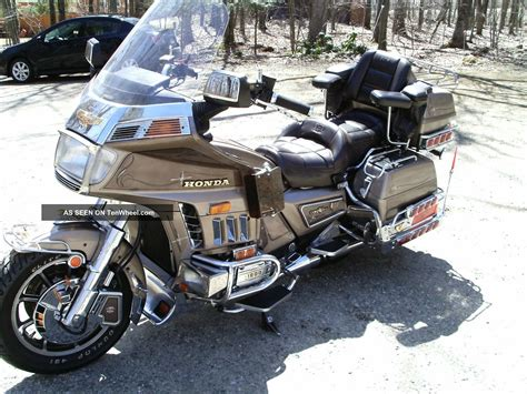 1984 Honda goldwing 1100