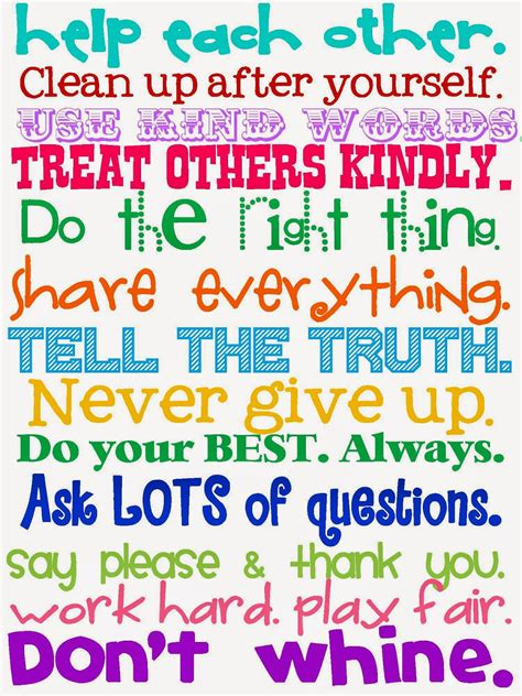 printable respect quotes positive printable classroom quotes quotesgram