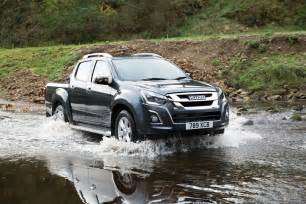 Isuzu In New Isuzu D Max Launched In The Uk India Launch Later