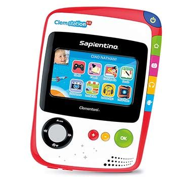 console per bambini clementoni console clemstation 4 0 tablet per bambini