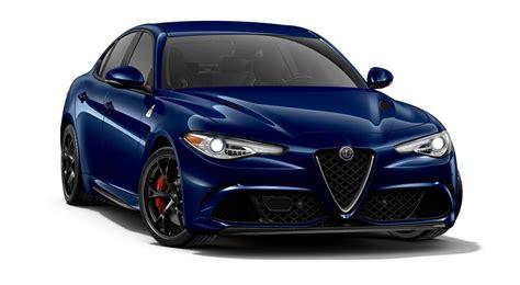 Alfa Romeo Giulia Configurator by Alfa Romeo Giulia Configurator Provides Customers