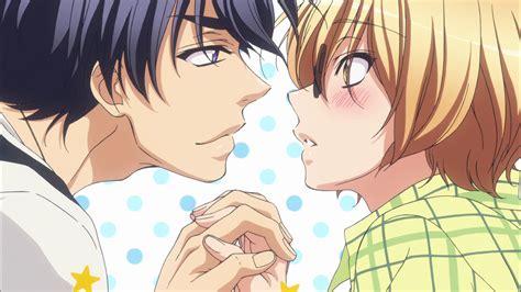 wallpaper anime love stage love stage episode 02 koekara