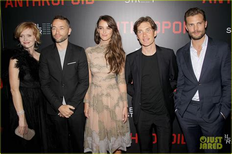 jamie dornan voice over jamie dornan premieres anthropoid in nyc with charlotte