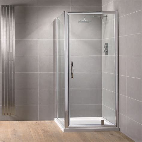 Aquadart Venturi 8 Pivot Shower Door 800mm Shower Door Pivot