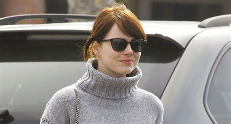 emma stone just jared emma stone goes casual for solo valentine s day outing