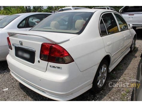 automotive air conditioning repair 2003 honda civic si auto manual honda civic 2003 vti s 1 7 in selangor automatic sedan white for rm 25 800 3598561 carlist my