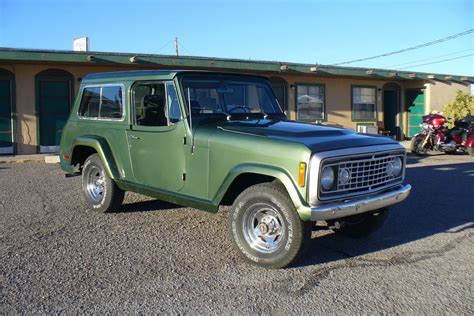 1973 jeep commando for sale 1973 jeep commando c104 hardtop convertible 4wd automatic