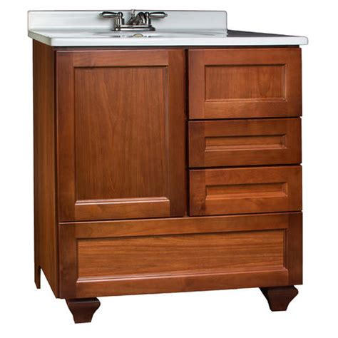 pace roma series 30 quot x 21 quot vanity with bottom drawer and