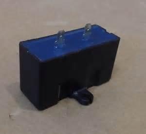 how to if refrigerator capacitor is bad frigidaire refrigerator run capacitor 218719201 s ebay