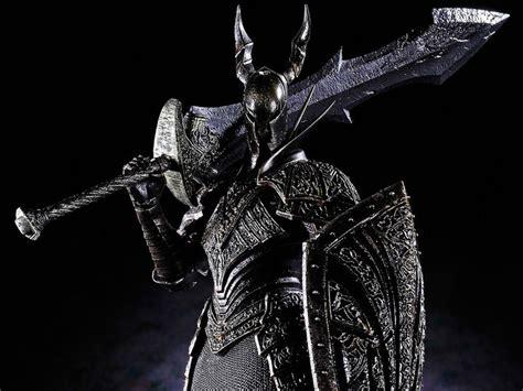 dark souls dxf sculpt collection vol black knight figure