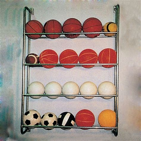 Garage Organization For Balls Sports Storage For The Garage Organization Garage